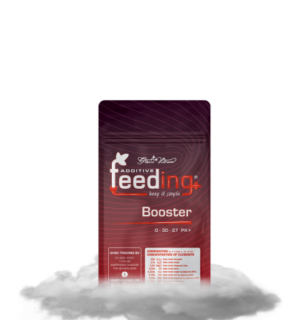 Booster 125 gr – POWDER FEEDING