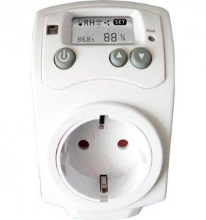 Controlador de Humedad Dual P&P CORNWALL