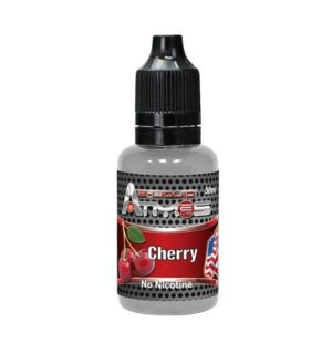 E-LIQUIDO ATMOS CHERRY 30 ML 0MG