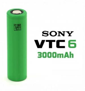 BATERIAS SONY VTC6 18650