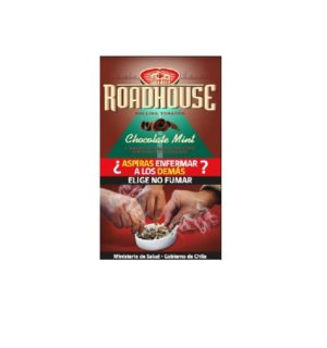 ROADHOUSE CHOCOLATE MENTA 40G