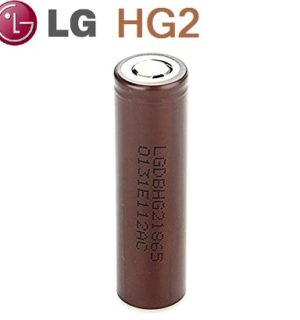 LG HG2 HIGH DRAIN BATTERY 3000 MAH