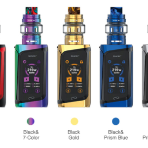 SMOK MORPH 219 KIT PRISM BLUE AND BLACK