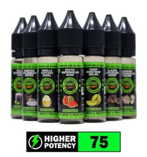 HEMP BOMBS CBD STRAWBERRY MILK 16 ML