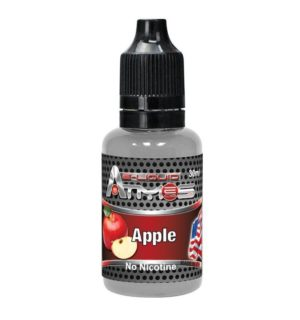 E-LIQUIDO ATMOS APPLE 12ML 0MG