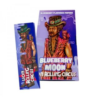 BLUEBERRY MOON LION ROLLING CIRCUS