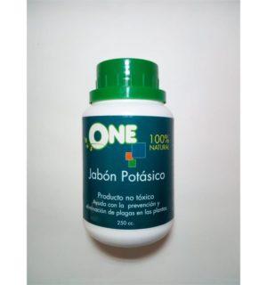 JABON POTASICO 250 ML ONE