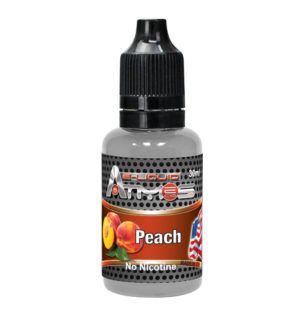 ATMOS 12 ML USA E LIQUIDO PEACH
