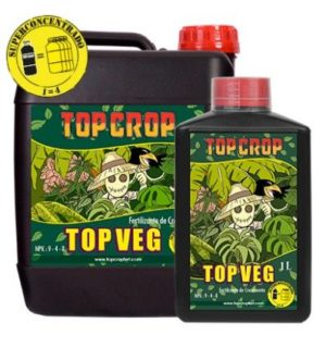 TOP VEG 5LITROS TOP CROP