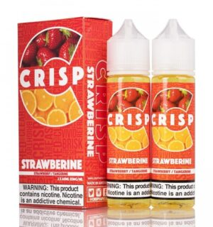 CRISP X60 ML STRAWBERINE